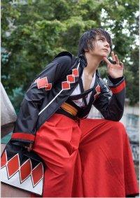 Cosplay-Cover: Saito  Hajime ( Gunraw Den )