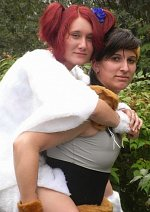 Cosplay-Cover: Kouga
