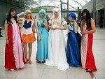 Cosplay-Cover: Princess Sailor Neptun