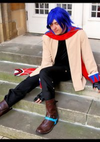Cosplay-Cover: Dean Stark (Wild Arms the Vth Vanguard)