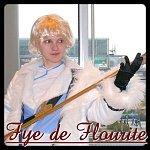 Cosplay-Cover: Fye de Flourite