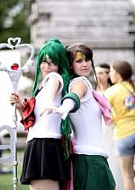 Cosplay-Cover: Super Sailor Pluto