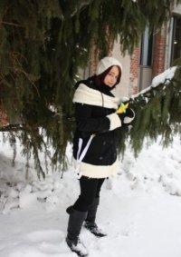 Cosplay-Cover: Kairi ~Black Christmas~