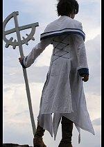 Cosplay-Cover: Teito Klein ~ weiße Robe