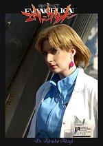 Cosplay-Cover: Dr. Ritsuko Akagi