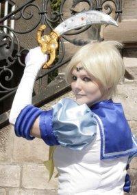 Cosplay-Cover: Eternal Sailor Uranus