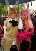 Cosplay-Cover: Luka Megurine - Cheshire Cat