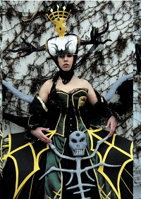 Cosplay-Cover: Banshee Queen Enira