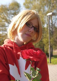 Cosplay-Cover: Kanada (Matthew Williams)