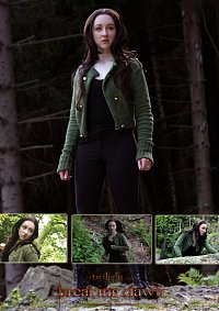 Cosplay-Cover: Bella Cullen - Bella´s gift (Breaking Dawn)