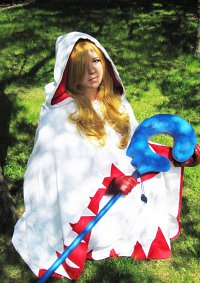 Cosplay-Cover: White Mage - FF Tactics