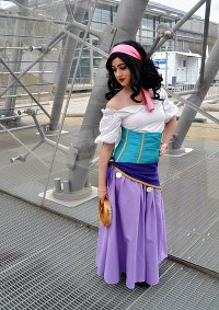 Cosplay-Cover: Esmeralda (Lassmiranda Densiewillja)