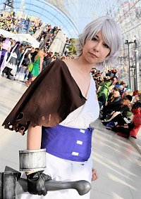 Cosplay-Cover: Riven (classic)
