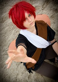 Cosplay-Cover: Sabaku no Gaara