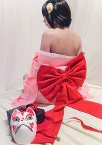 Cosplay-Cover: Araragi Tsukihi ~Phoenix Nisemonogatari Version~