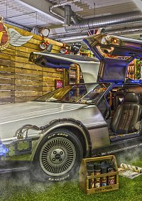 Cosplay-Cover: Marty McFly (Zurück in die Zukunft)
