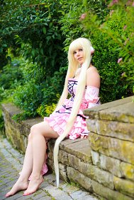Cosplay-Cover: Chii (pinkdress)
