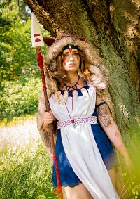 Cosplay-Cover: San // Inspiriert by manusia-no-31