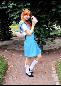 Cosplay-Cover: Asuka Langley Soryuu