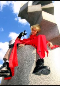 Cosplay-Cover: Vash the Stampede