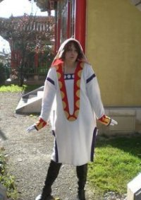 Cosplay-Cover: Whitemage Yuna
