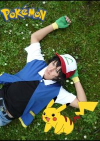 Cosplay-Cover: Ash Ketchum [1st Season-Outfit] - サトシ