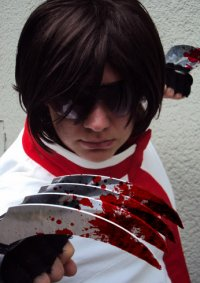 Cosplay-Cover: Ken Hidaka (Glühen) Mission