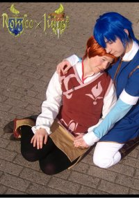 Cosplay-Cover: Montague Romeo