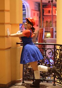 Cosplay-Cover: Super Mario (female Vers.)