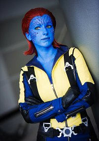 Cosplay-Cover: Mystique [First Class]