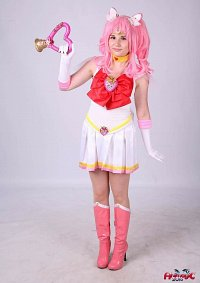 Cosplay-Cover: Super Sailor Chibimoon