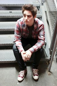 Cosplay-Cover: Stiles Stilinski [3x24 The Divine Move] Outfit