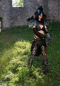 Cosplay-Cover: Diablo 3 Zauberin
