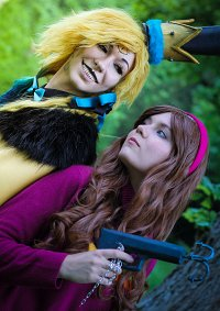 Cosplay-Cover: King Bill Cipher