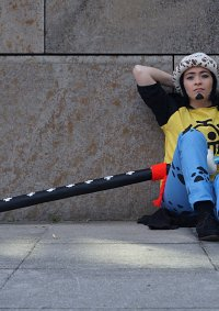 Cosplay-Cover: Trafalgar D. Water Law [Sabaody Archipel]