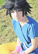 Cosplay-Cover: Kid Goku GT
