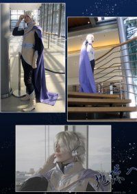 Cosplay-Cover: Soldier Blue