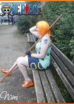 Cosplay-Cover: Nami • Arlong Park