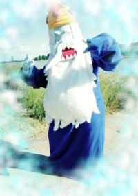 Cosplay-Cover: Ice King [Adventure Time]