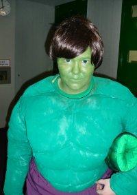 Cosplay-Cover: Hulk