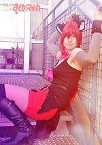 Cosplay-Cover: Kyoko Sakura (Halloween Version)