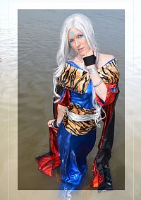 Cosplay-Cover: Urd (Striped Dress)