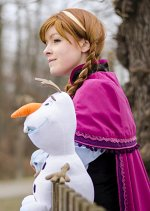 Cosplay-Cover: Anna [Princess of Arendelle]