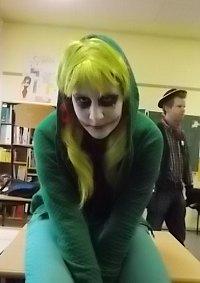 Cosplay-Cover: Joker mal Weiblich