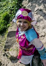 Cosplay-Cover: Prinzessin Zelda (Child - Ocarina of Time)