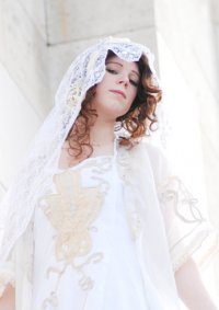 Cosplay-Cover: Padme Naberrie (Wedding Dress)