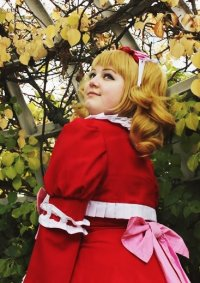 Cosplay-Cover: ღ Elizabeth Midford [Red Gown] ღ