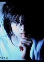Cosplay-Cover: L. Lawliet