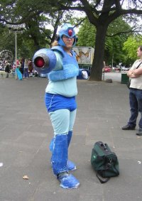 Cosplay-Cover: Megaman X