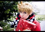 Cosplay-Cover: Roxas (Christmas Town)